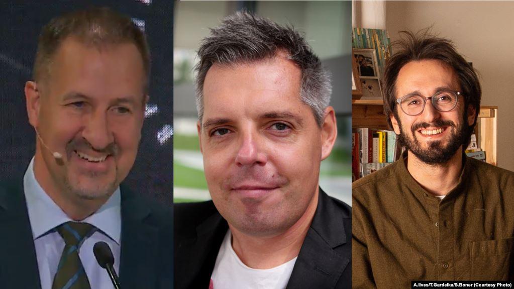RFE/RL strengthens editorial support, welcomes News Executives Ilves, Sukhotski, Boehler