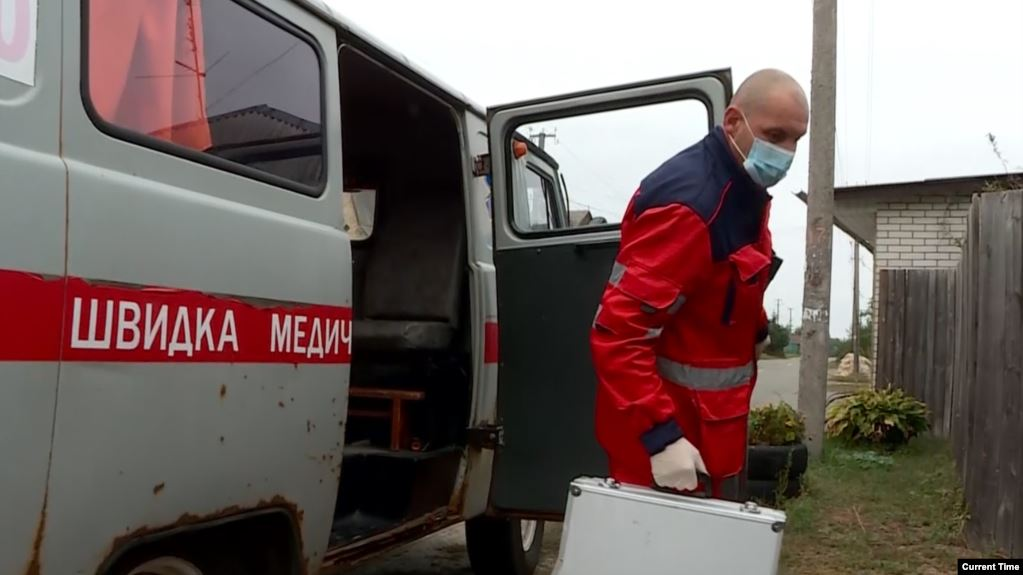Clinic in Ukraine gets much needed supplies after Current Time report