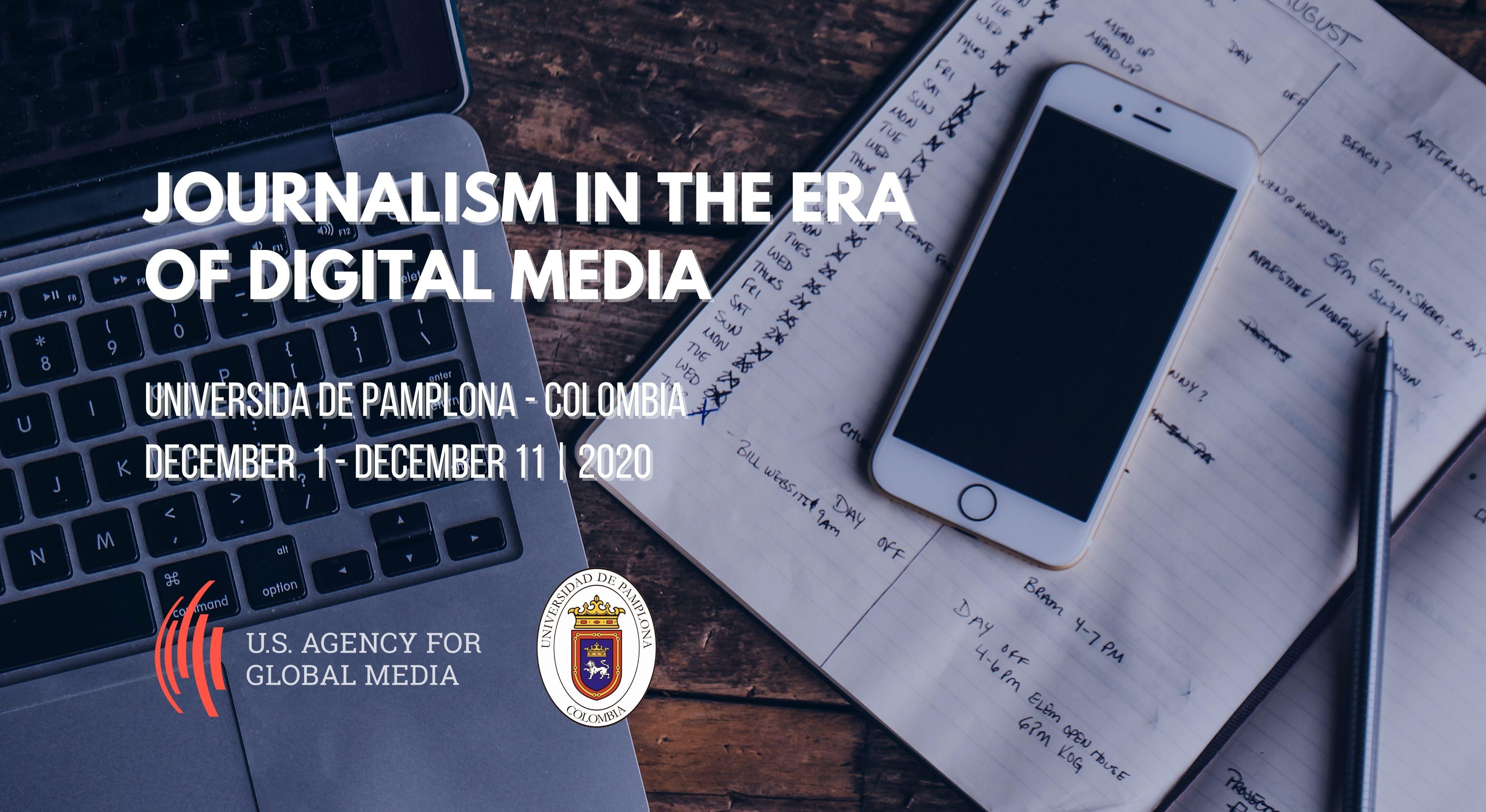 Colombia: Journalism in the Era of Digital Media