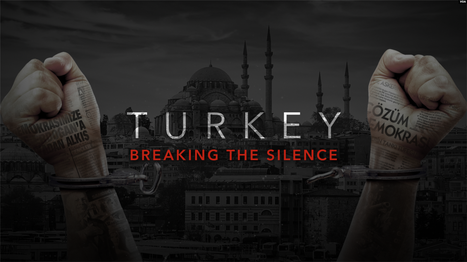 Loss of press freedoms in Turkey subject of new VOA documentary