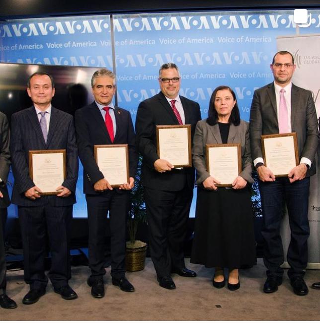 2019 Burke Award Winners