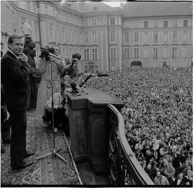 Learn more about Vaclav Havel