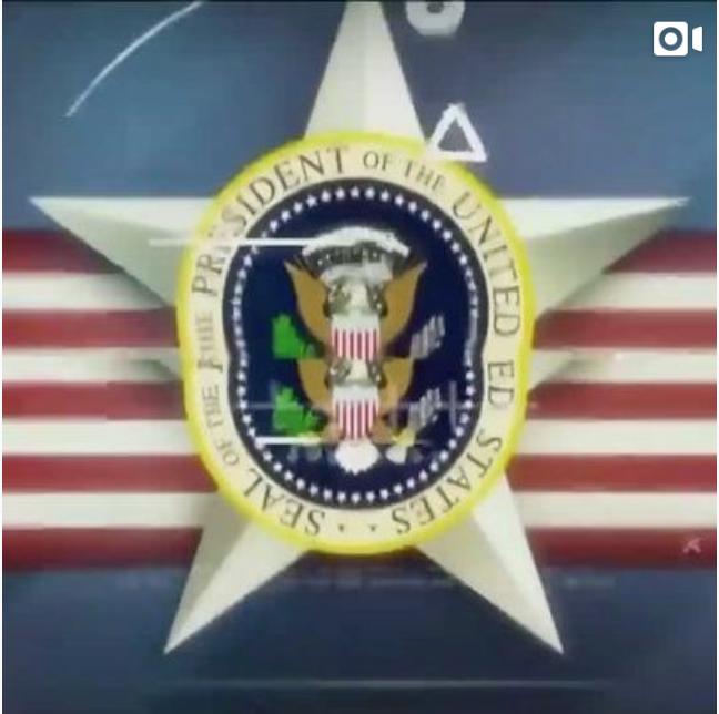 USAGM networks cover the U.S. 2020 presidential debate