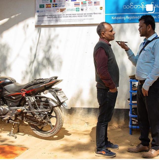VOA launches Rohingya-language program