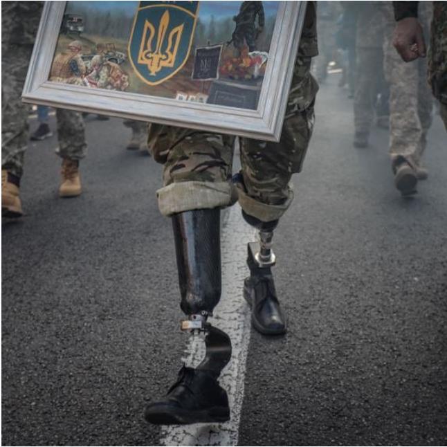 RFE/RL Ukrainian Service's journalist wins LifePressPhoto competition