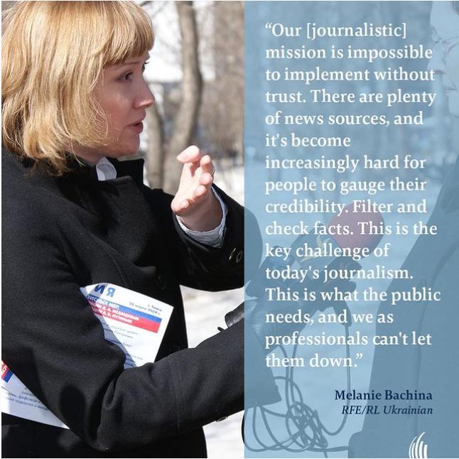 Journalism Tips – Melanie Bachina