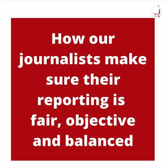 Journalism Best Practices