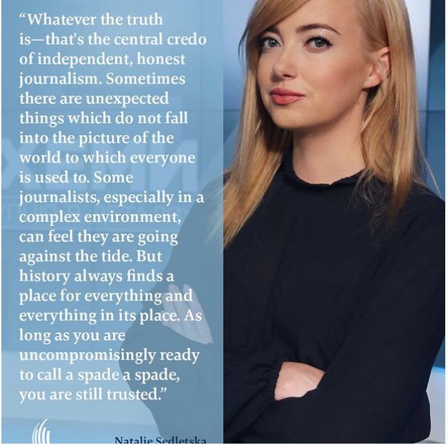 Tips from Journalists – Natalie Sedletska