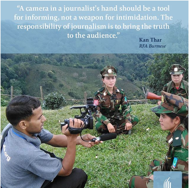 Tips from Journalists – Kan Thar