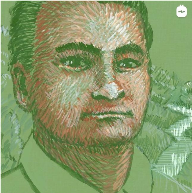 Fallen Journalist Portrait Project – Mohammed Bdaiwi Owaid Al-Shammari
