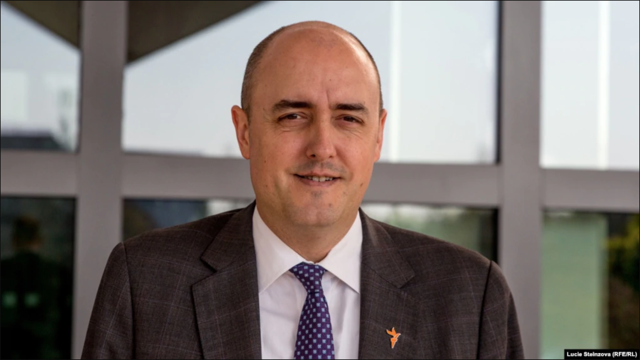 RFE/RL welcomes back Jamie Fly as president