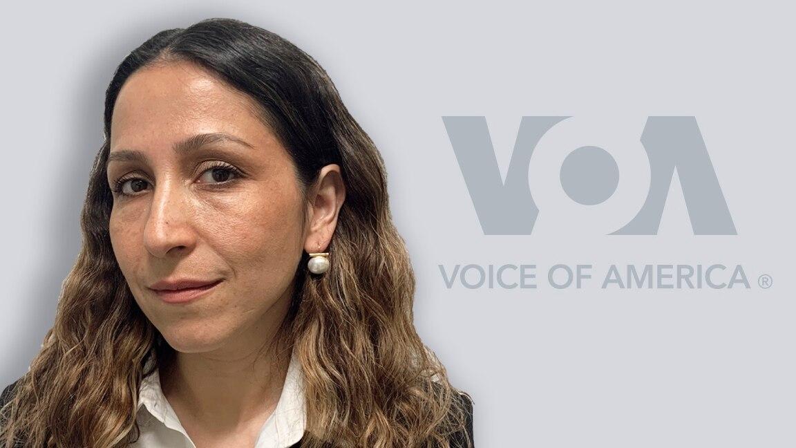 VOA names new Persian Language Division Director