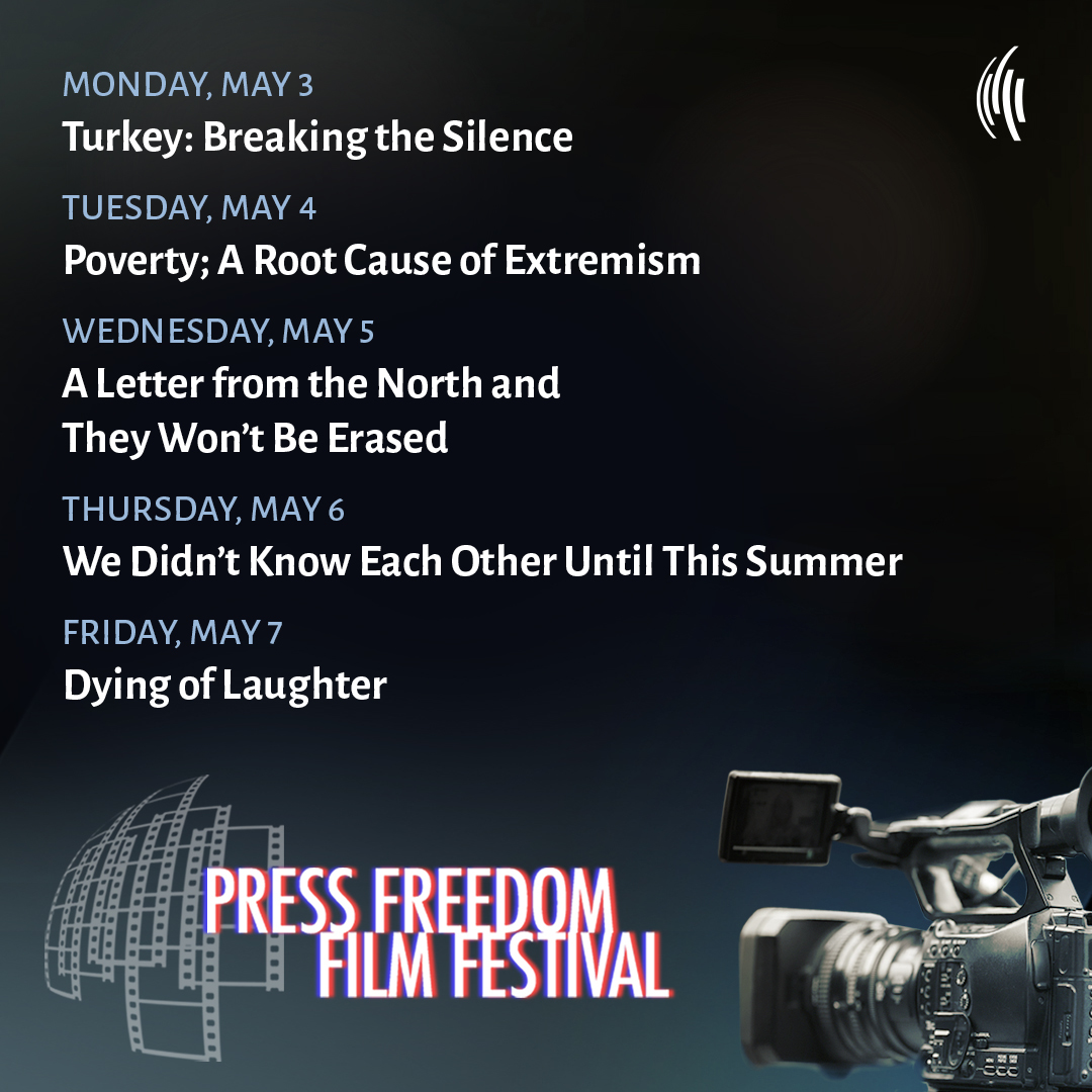 2021 Press Freedom Film Festival