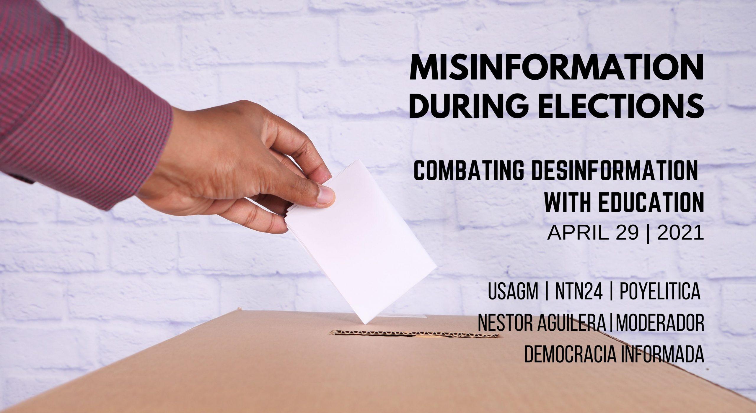 Ecuador: Misinformation during elections