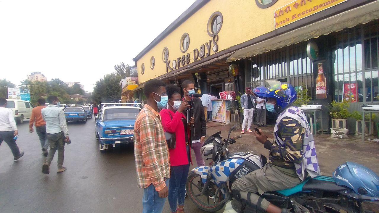 Ethiopia: Best Practices of Mobile Journalism