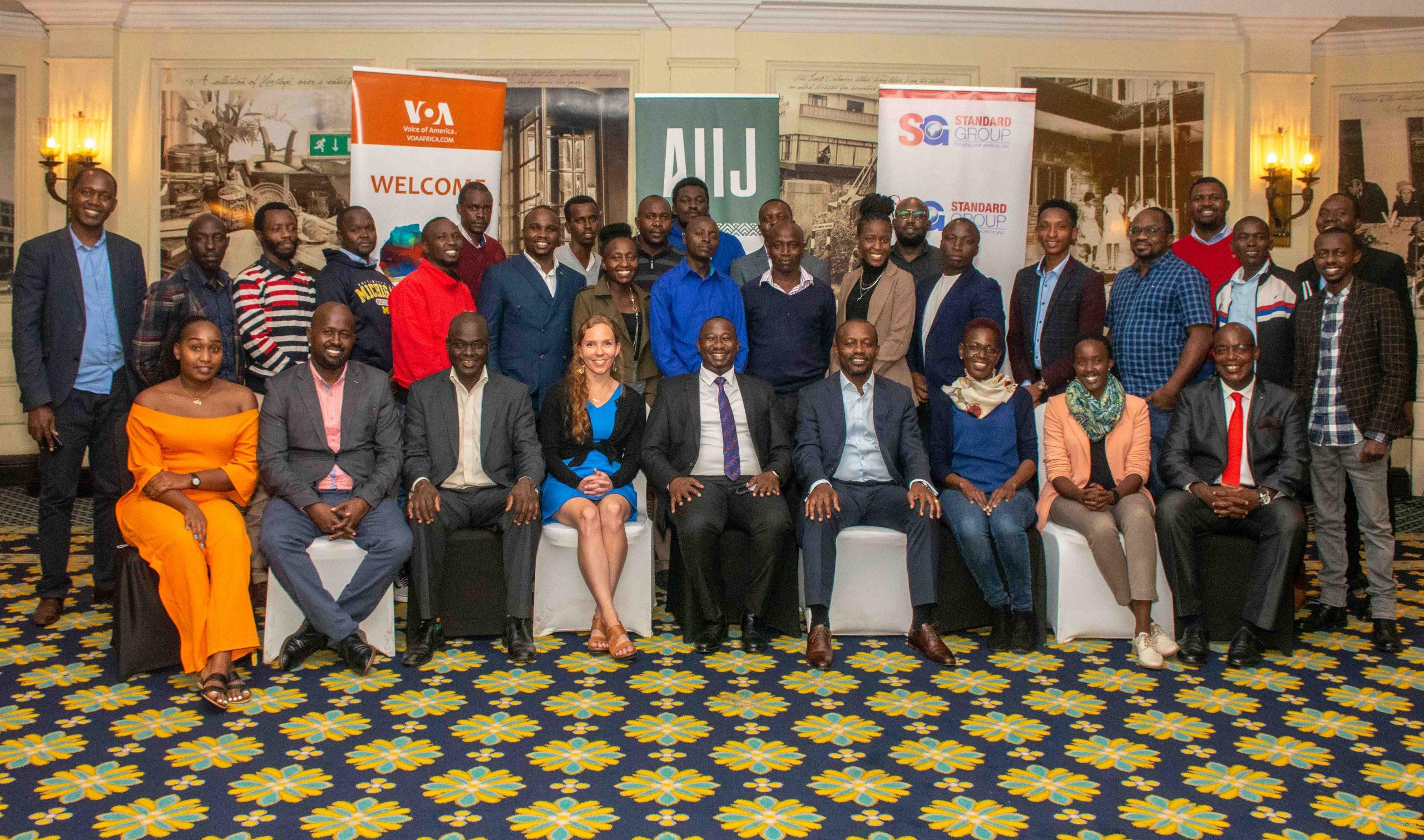 Kenya: Investigative journalism training