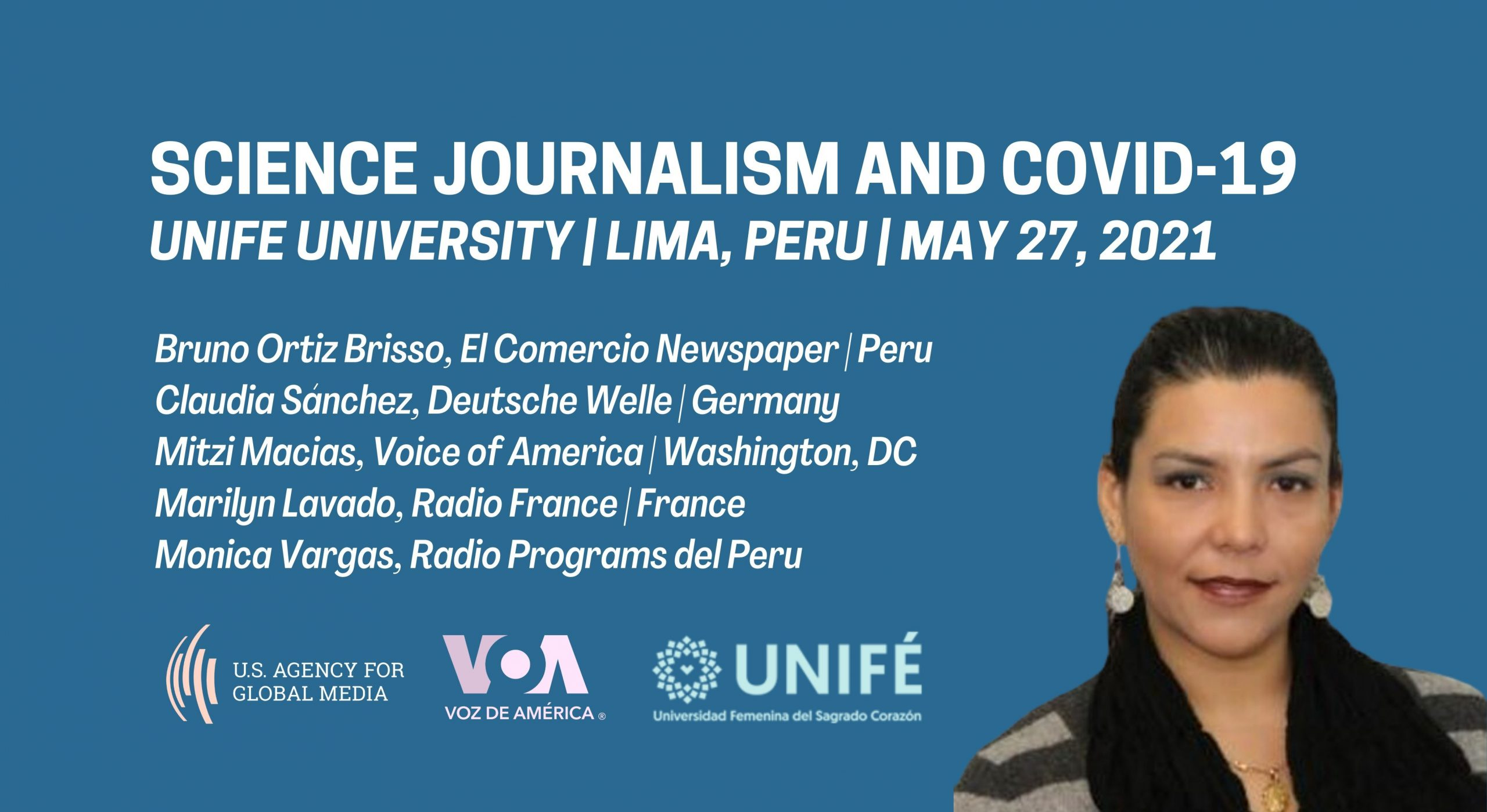 Peru: Science Journalism and COVID-19