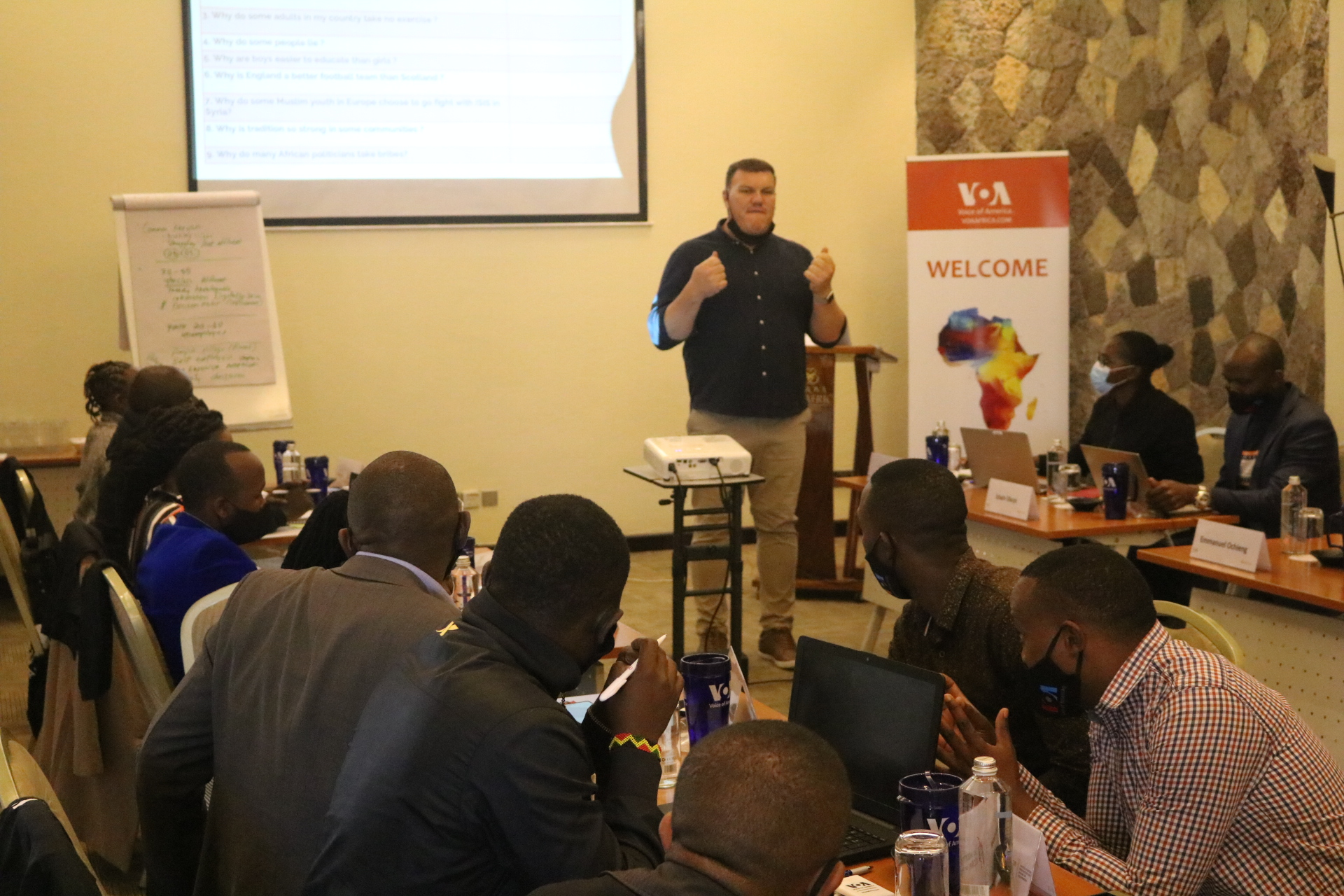 Kenya: Countering Disinformation