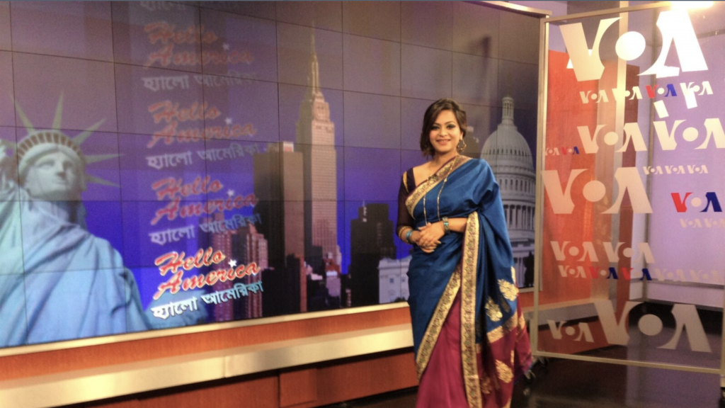 Image link to VOA's Bangla Service ends radio broadcasts, expands TV and social media coverage post