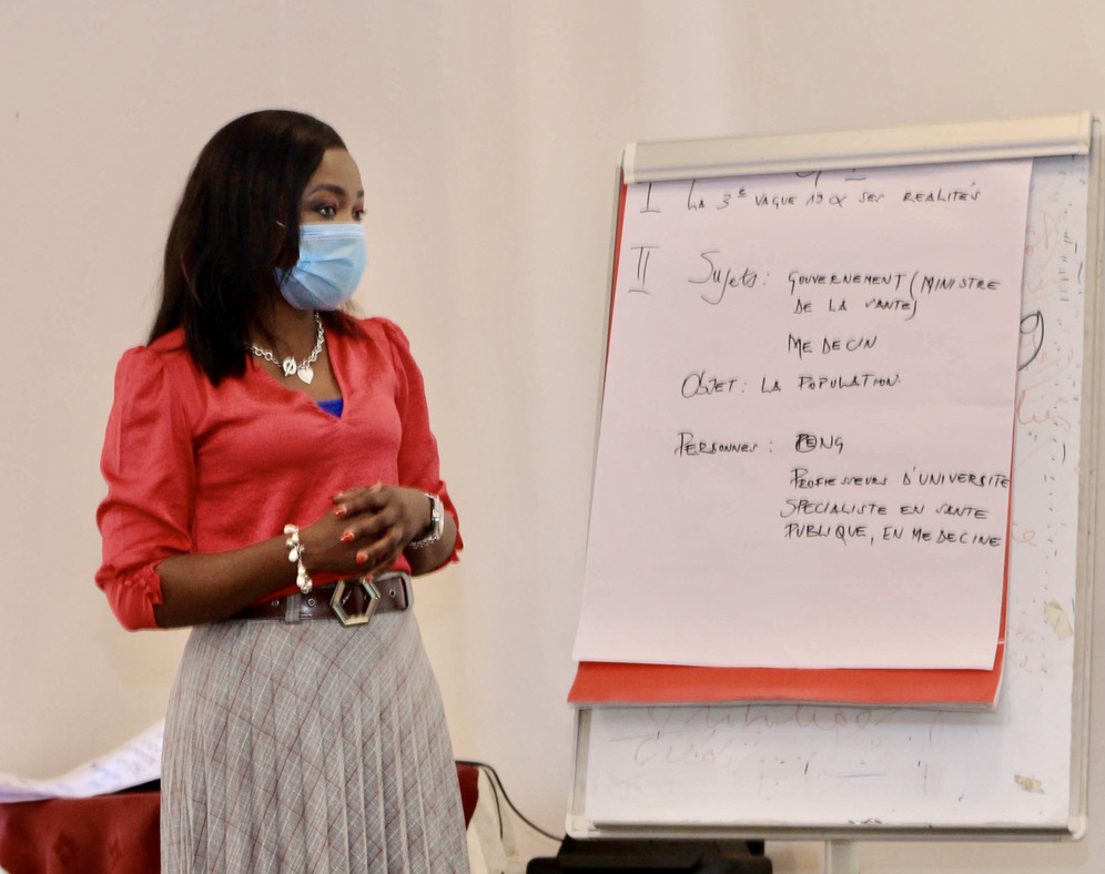 Health in DRC: Roles and Responsibilities of Journalists