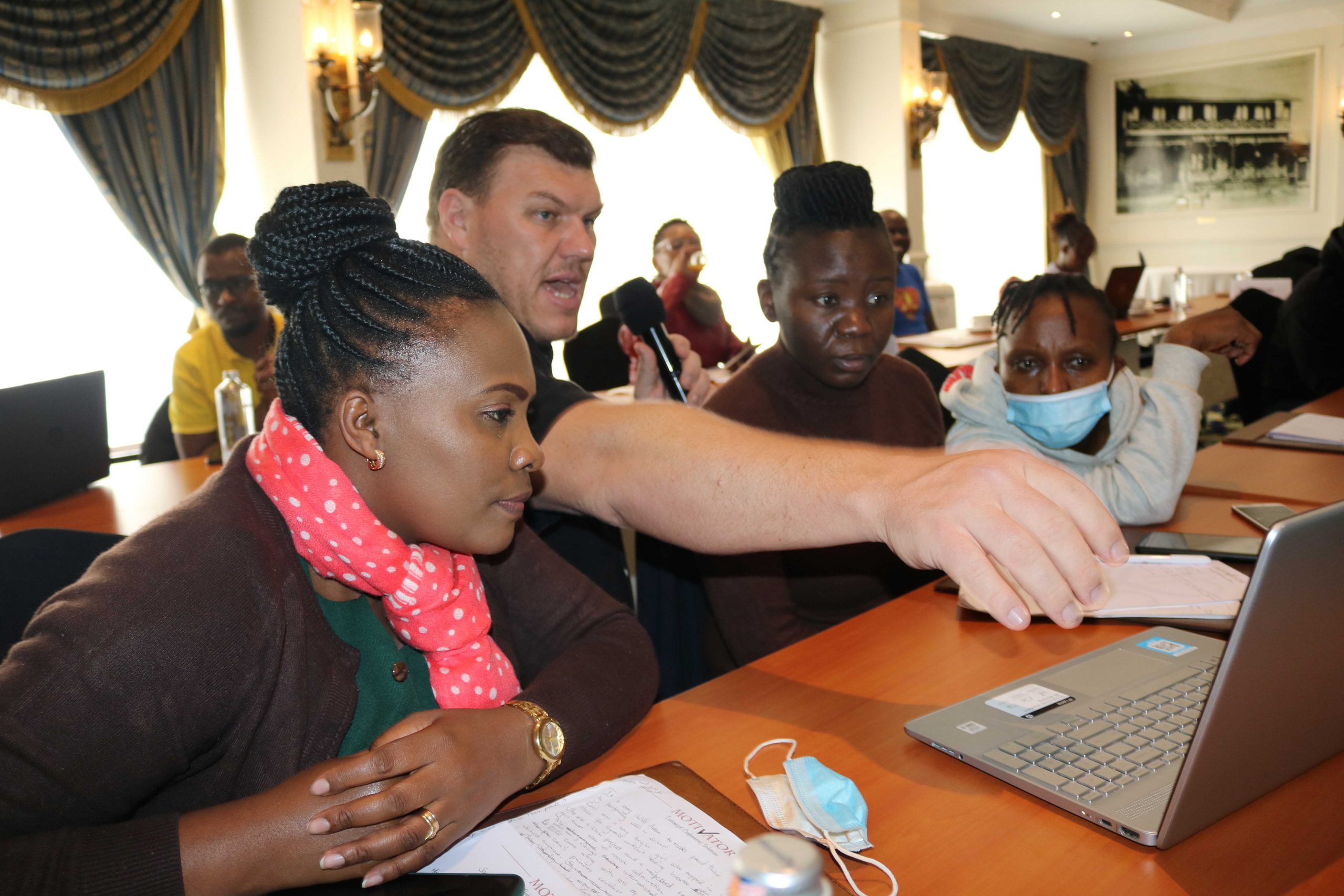 USAGM offers training in Nairobi, Kenya